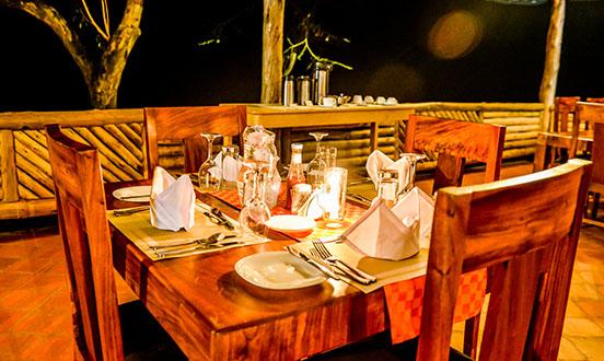 Twiga Safari Lodge Resturant