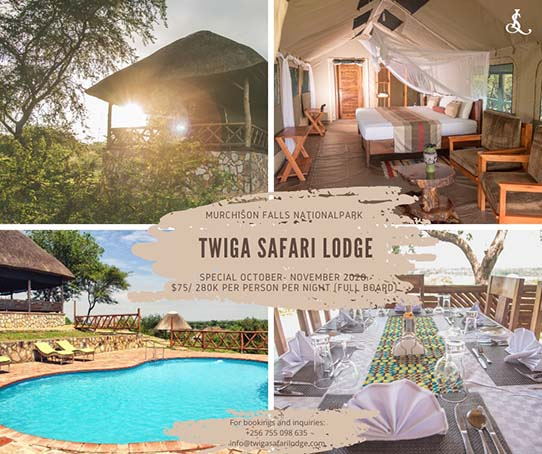 twiga safari Lodge